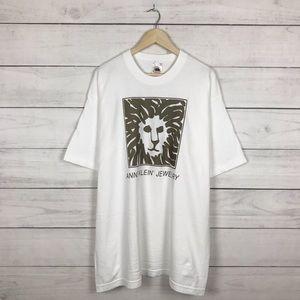 Vintage 1990s Anne Klein Jewelry T-Shirt